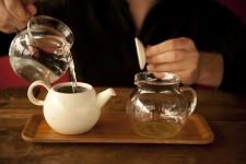 6) Fill the Wabi Sabi with 170F water